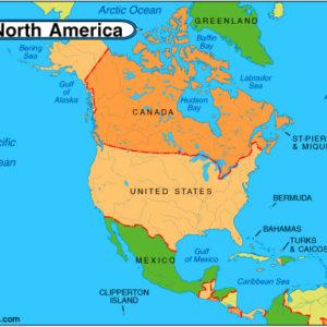 North America Shows