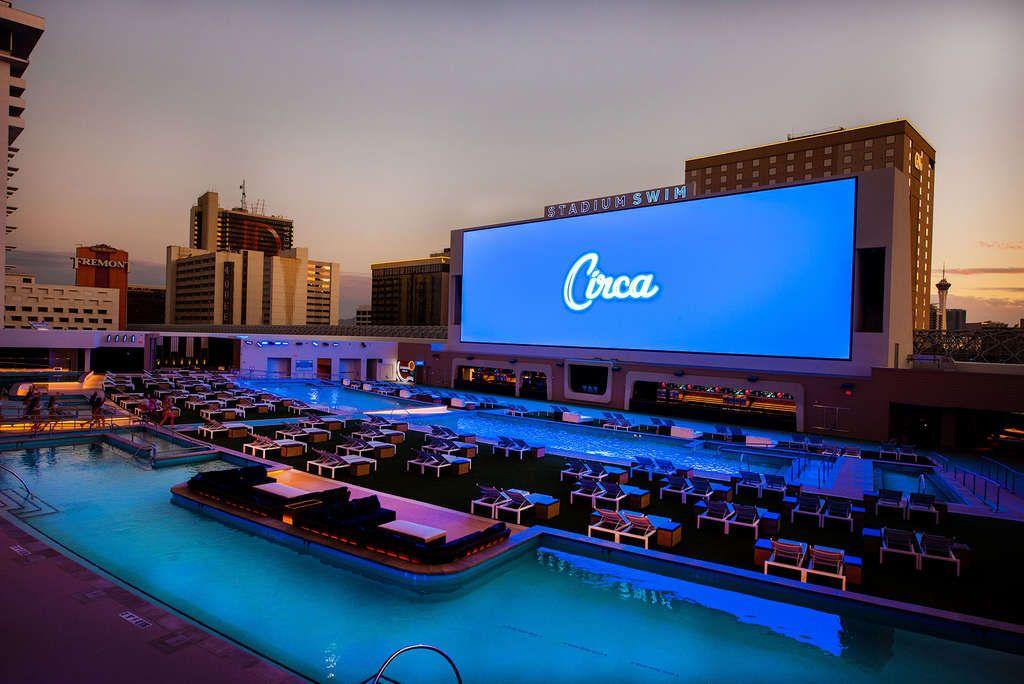 "Circa Resort & Casino ""Stadium Swim"""